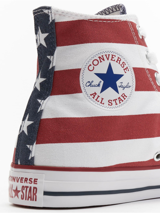 Converse Сникеры All Star Stars & Bars Hi цветной