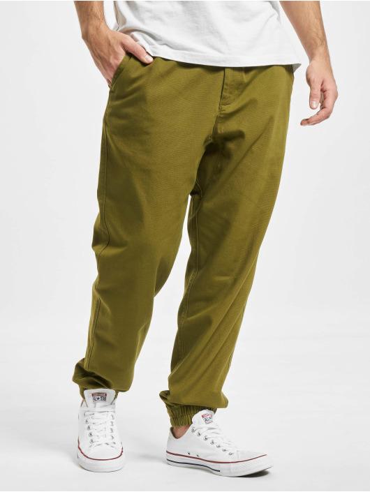 Converse Спортивные брюки Go To Jogger оливковый