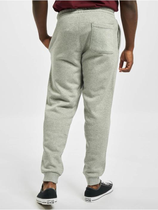 Converse Спортивные брюки Embroidered SC серый