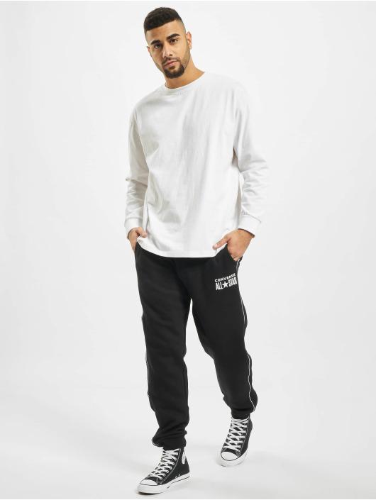 Converse Спортивные брюки All Star черный
