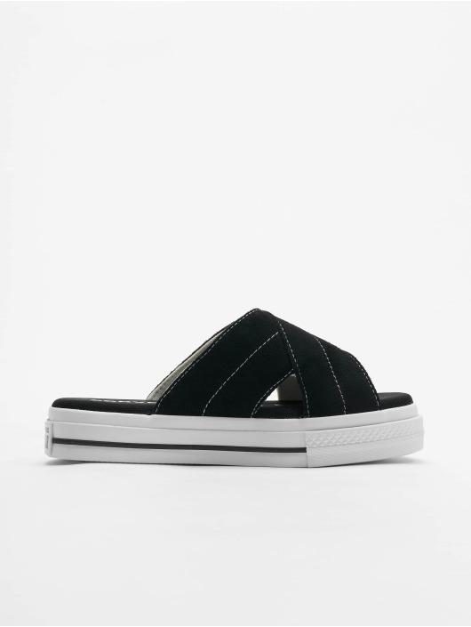 Converse Badesko/sandaler One Star Slip svart
