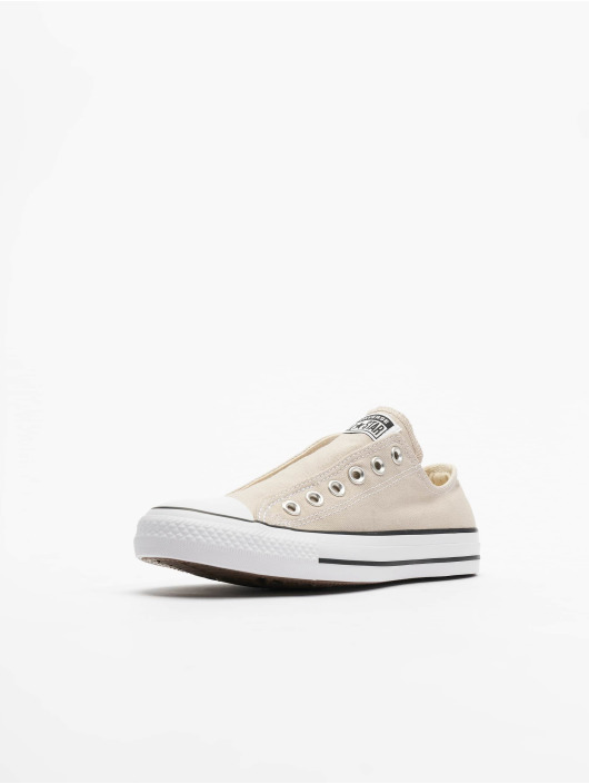 Converse Baskets Chuck Tailor All Star Slip beige