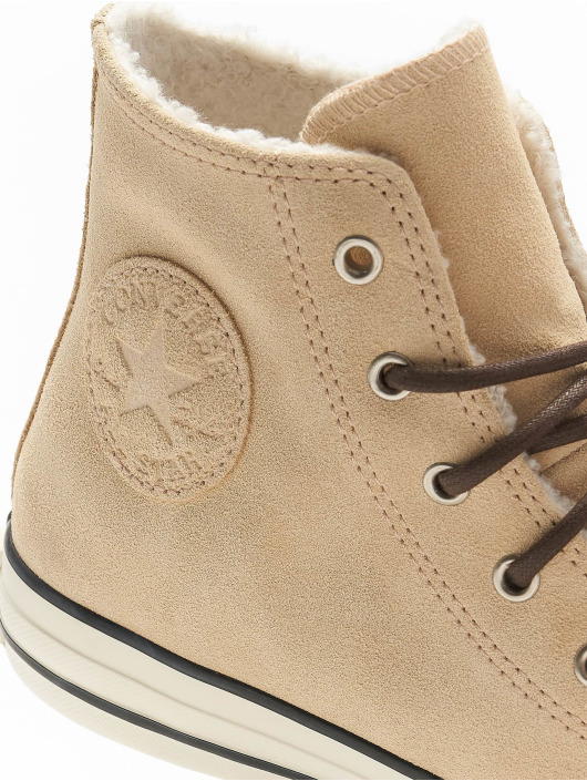 Converse Baskets Chuck Taylor All Star beige