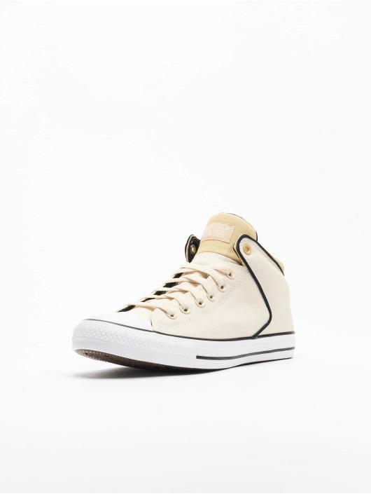 Converse Baskets Ctas High Street Mid beige