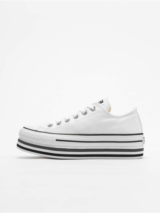 98495e6b5514 Converse | Chuck Taylor All Star Platform Layer Ox blanc Femme ...