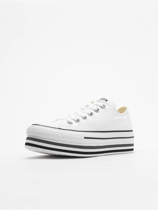tennis blanches femme converse