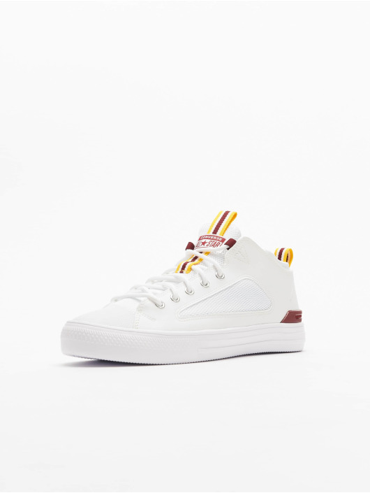 Converse Ctas Ultra Ox Sneakers WhiteTeam RedWhite