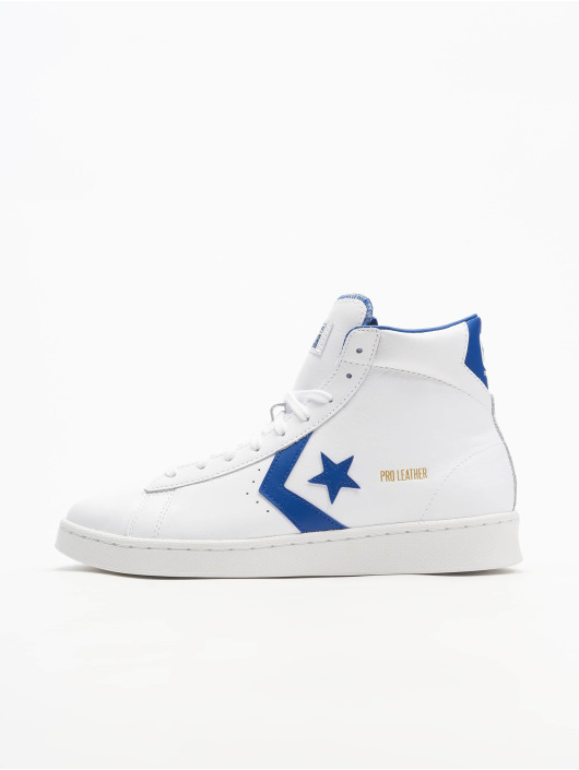 Converse Baskets Pro Leather High blanc