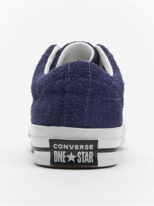 Converse Baskets One Star Ox bleu
