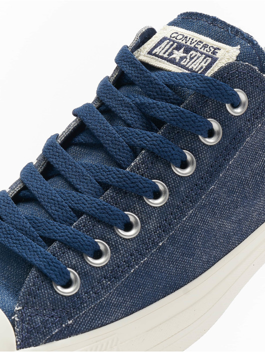 Converse Baskets Chuck Tailor All Star Ox bleu
