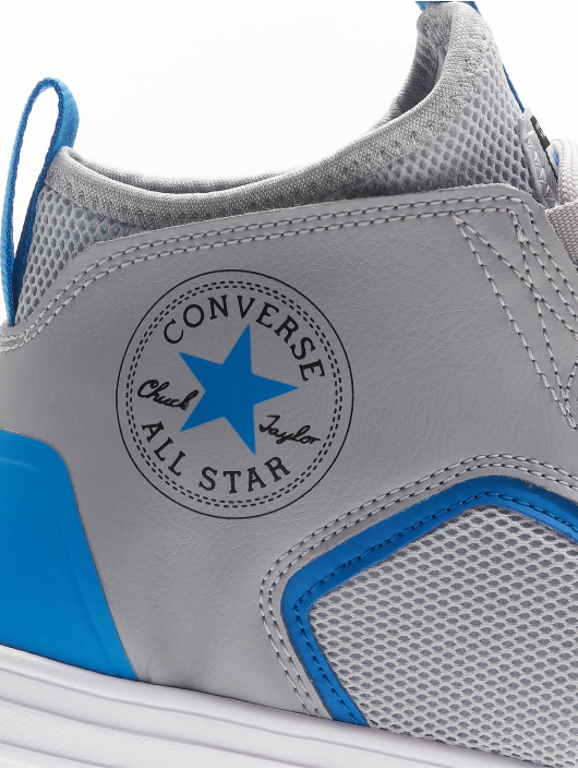 Converse Baskets Chuck Taylor All Stars Ultra Mid gris