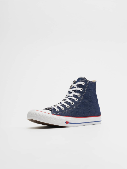 Converse Baskets Chuck Taylor All Star Hi indigo