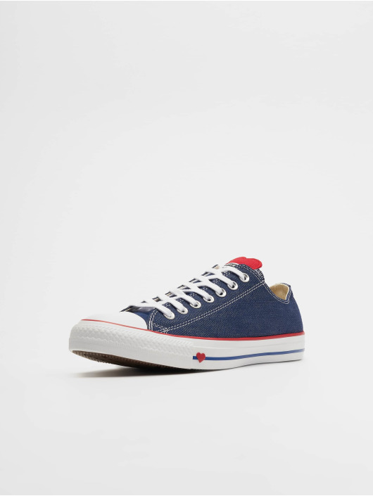 Converse Baskets Chuck Taylor All Star Ox indigo