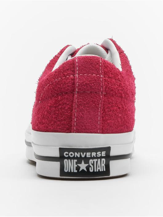 Converse Baskets  magenta