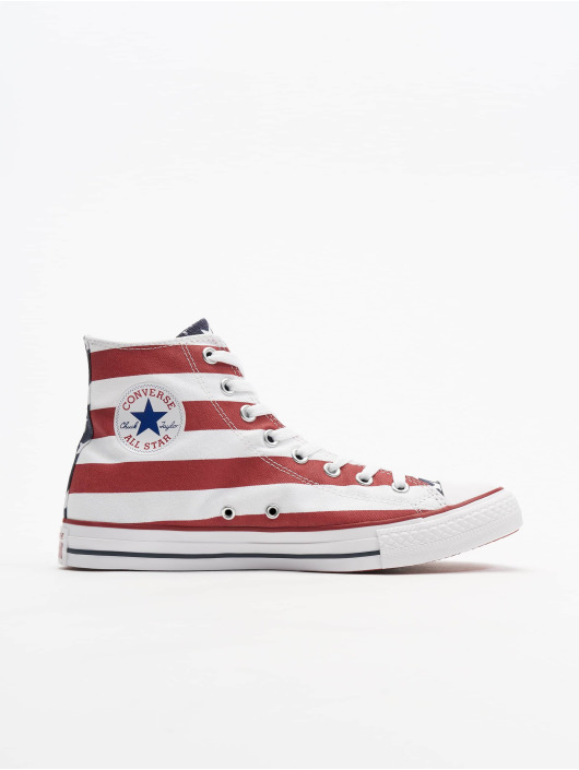Converse Baskets All Star Stars & Bars Hi multicolore