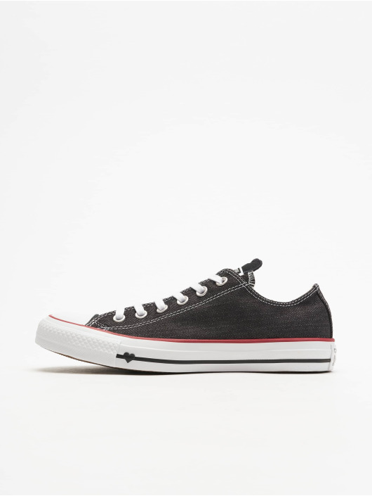 c76e54d08cc ... Converse Baskets Chuck Taylor All Star Ox noir ...