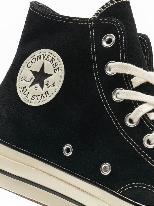 Converse Baskets Chuck 70 Suede noir