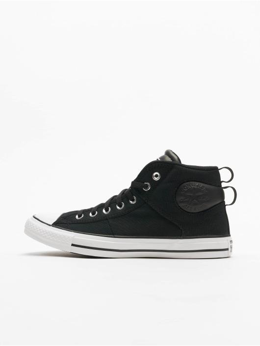 Converse Baskets Ctas Cs Mid noir