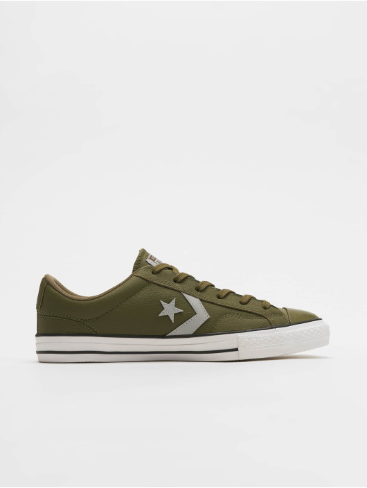 Converse Baskets Star Player Ox olive
