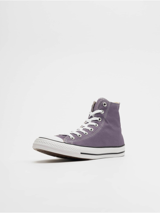 Converse Baskets Chuck Taylor All Star Hi pourpre