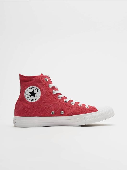 Converse Baskets Chuck Taylor All Star Hi rouge