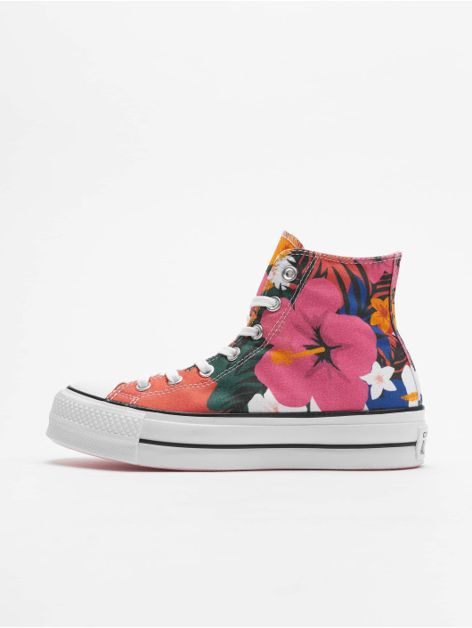 Taylor Rouge Hi Lift 631124 Chuck All Femme Baskets Converse Star Hfvq57Fw