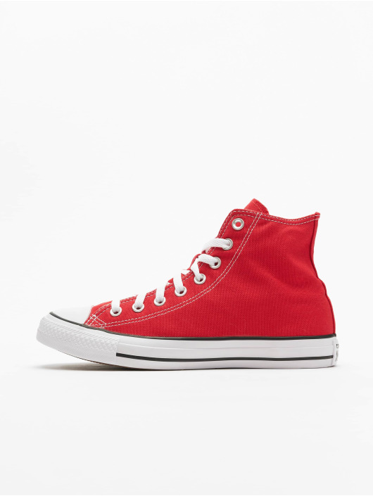 Converse Baskets Chuck Taylor All Star rouge