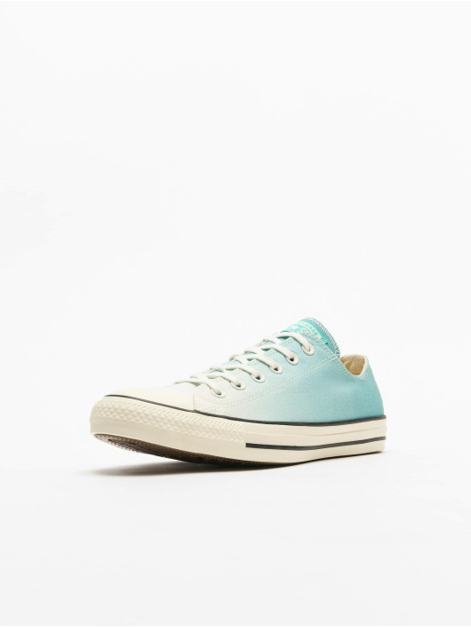 Femme Chuck Taylor All Star Wash Ox Converse Bleu Turquoise