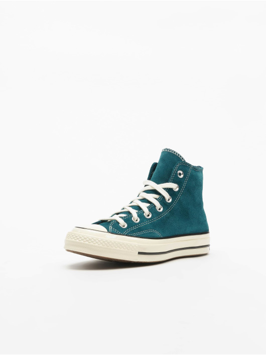 Converse Baskets Chuck 70 Suede turquoise