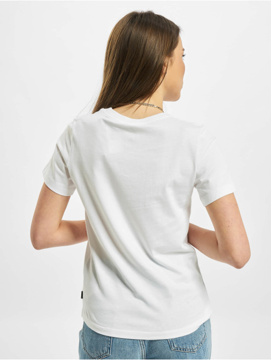 Converse Camiseta Flowers Are Blooming blanco
