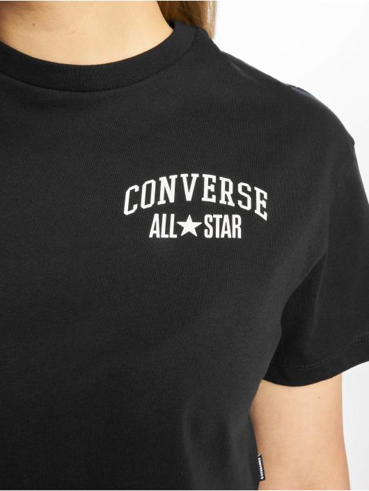 Converse Camiseta All Star negro