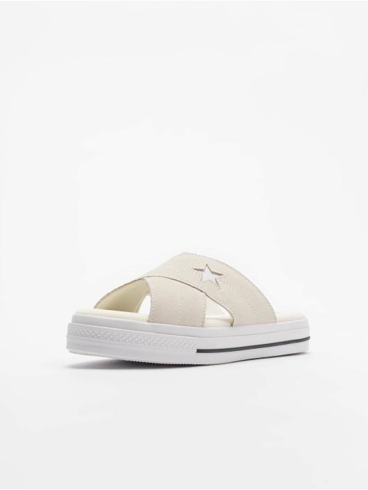 One Converse Star Sandals Slip EgretEgretWhite jzSMpVLqGU