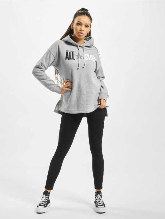 Converse Hoodie All Star Fleece gray