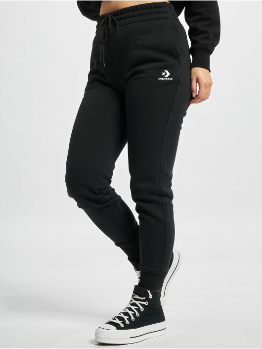 Converse Jogging Embroidered Star Chevr noir