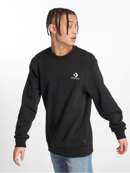 Converse Jumper Star Chevron Embroided black