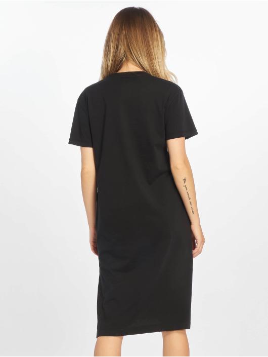 Converse jurk Long Tee zwart