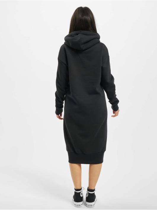 Converse Kleid Star Chevron Embroided Long schwarz