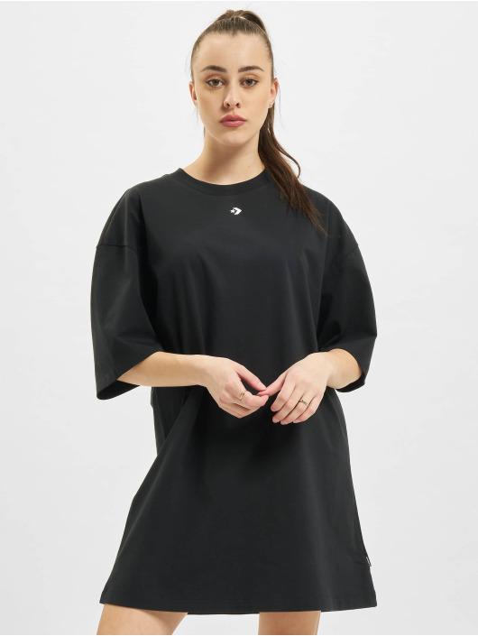 Converse Kleid Wordmark Oversized schwarz