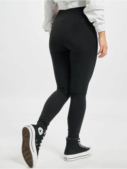 Converse Legging Wordmark zwart