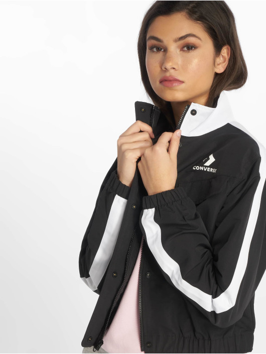 Converse Lightweight Jacket Woven Warm Up black