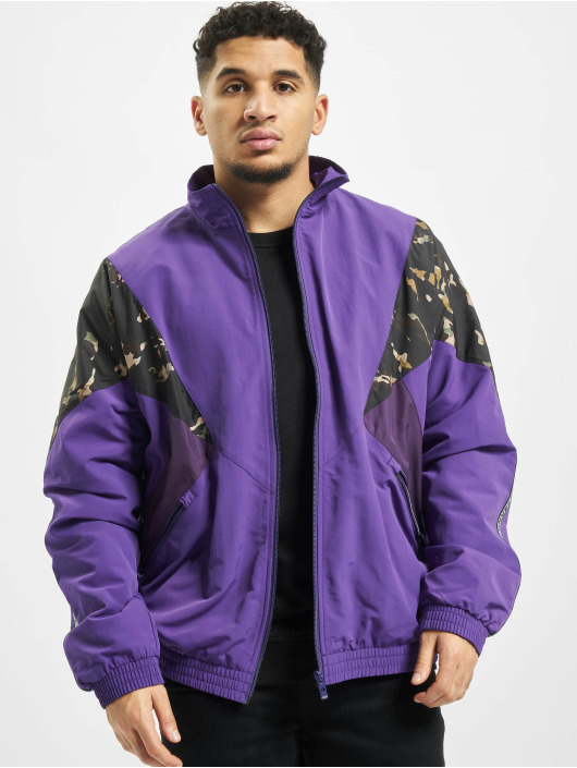 Converse Lightweight Jacket Archive purple