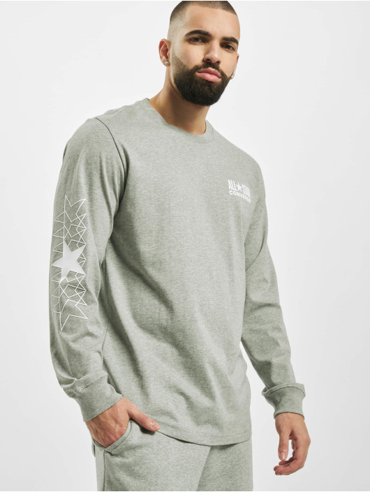 Converse Longsleeve All Star grey