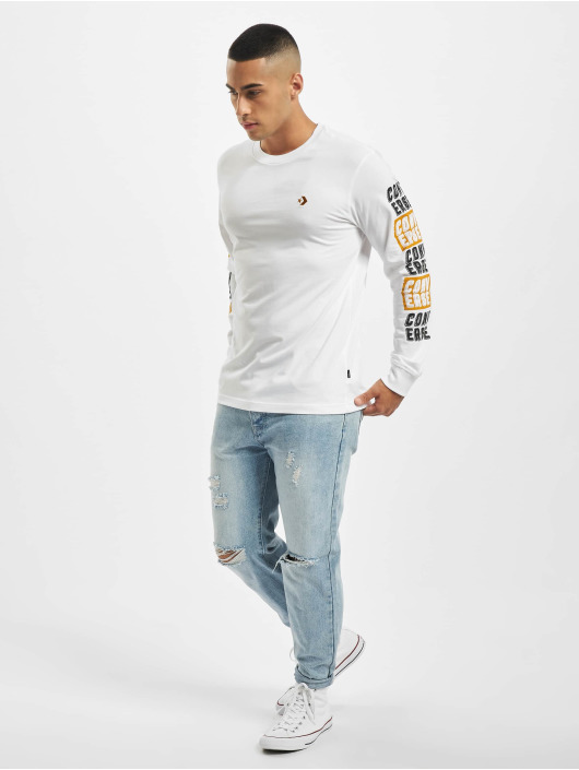 Converse Longsleeve Fold Out wit