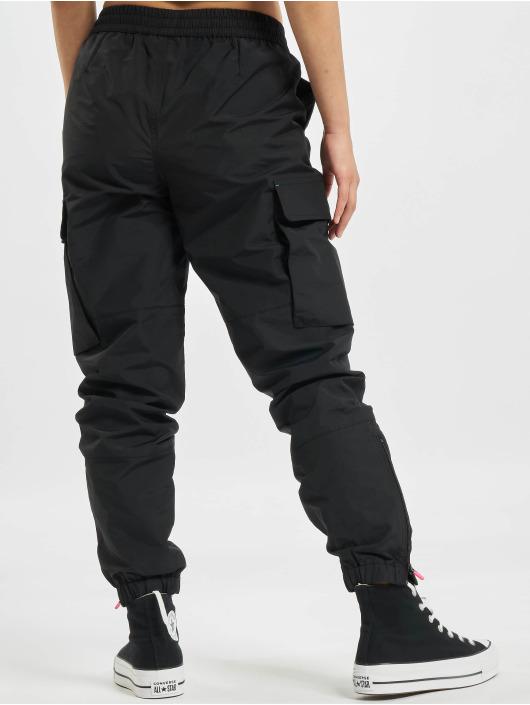Converse Pantalone Cargo Woven Cargo nero