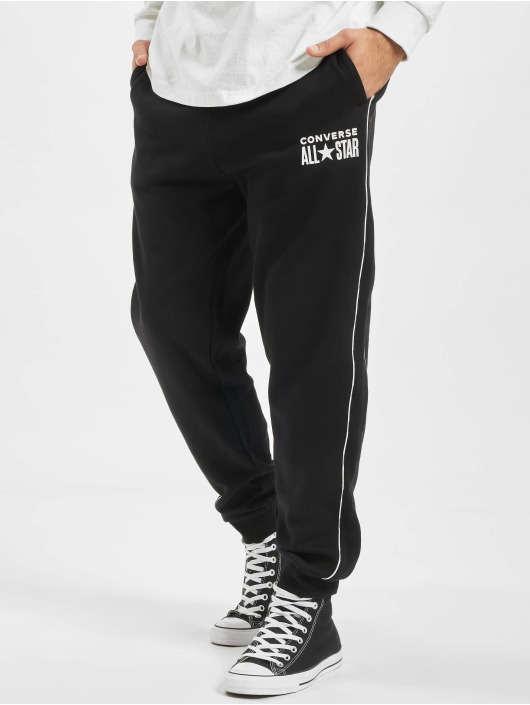 Converse Pantalone ginnico All Star nero