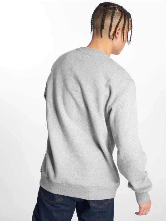Converse Pullover Star Chevron Embroided gray