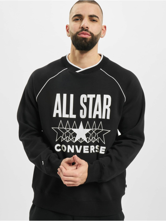 Converse Pullover All Star schwarz
