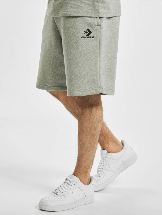 Converse Short Star Chevron EMB grey