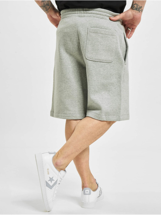Converse shorts Embroidered Sc grijs