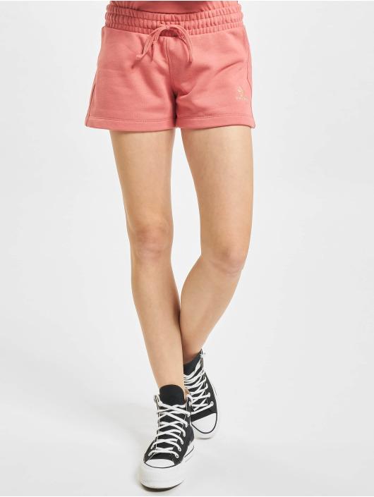 Converse Shorts Star Chevron Ft Terracotta pink